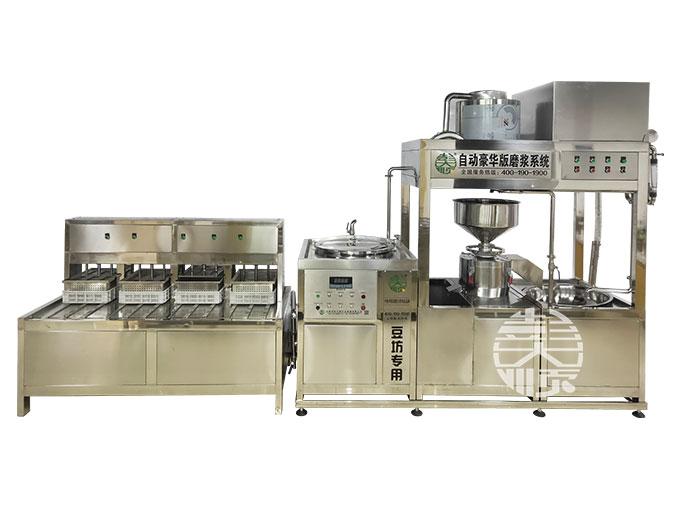 生产豆腐的机器
