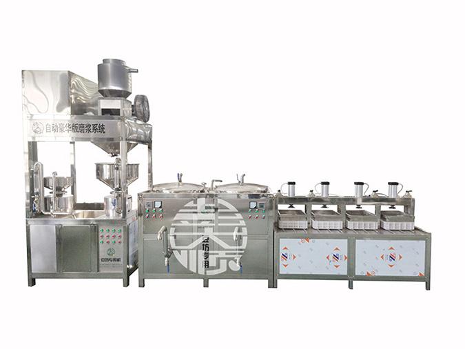 彭大顺厂家生产的豆腐生产机器