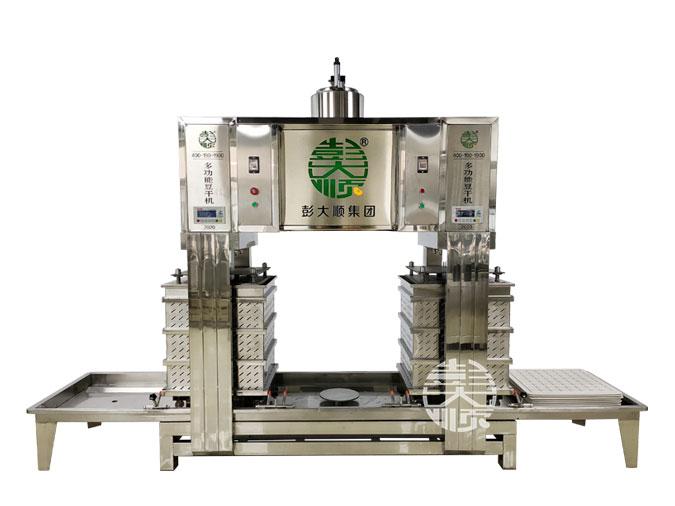豆制品加工设备图片展示