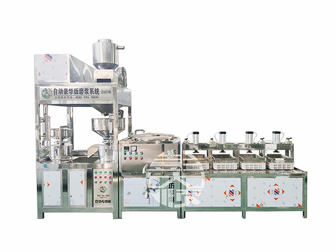 豆制品机械