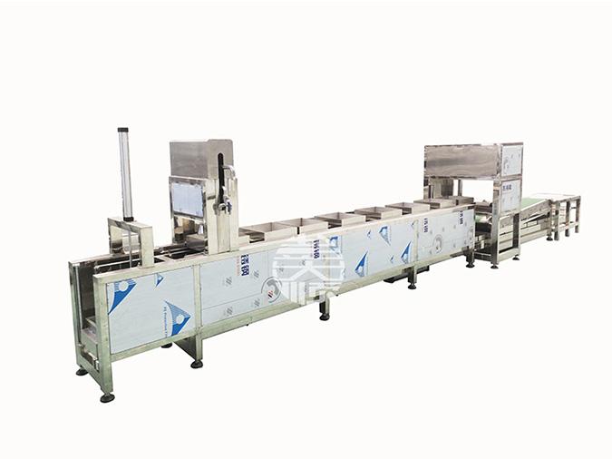 冲浆豆腐机的产量介绍