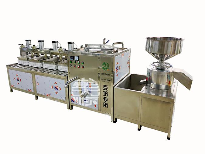 想要做出美味豆腐,选对豆制品设备很重要