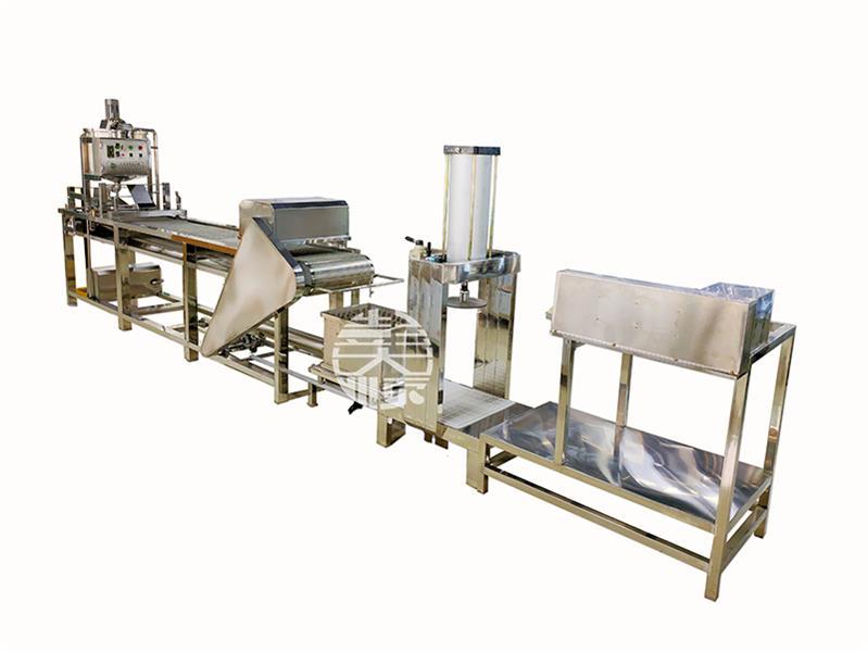 豆制品机械-豆腐皮机