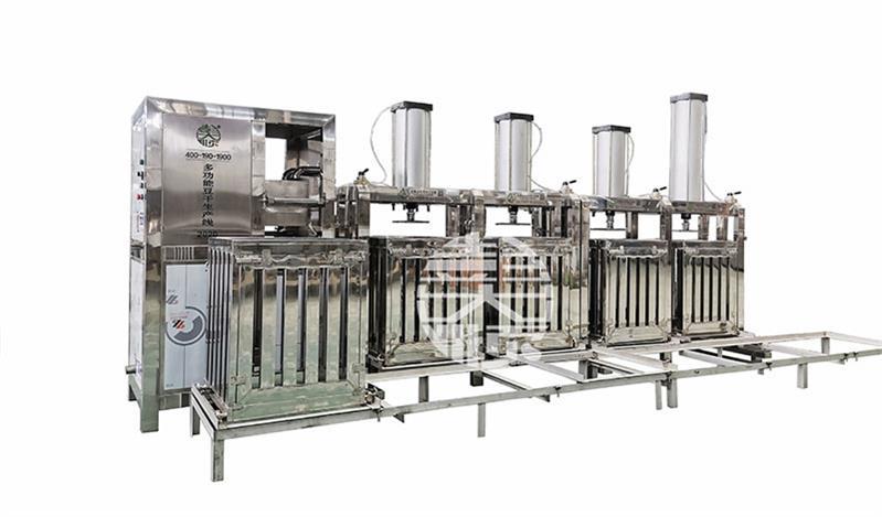 中型豆制品加工机械