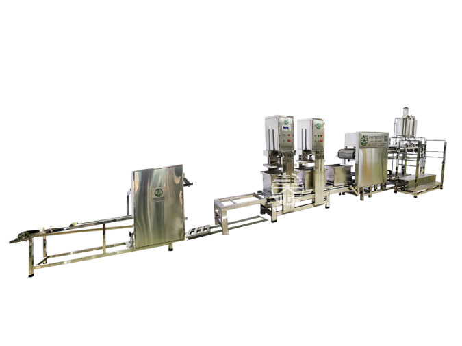 大型豆制品设备